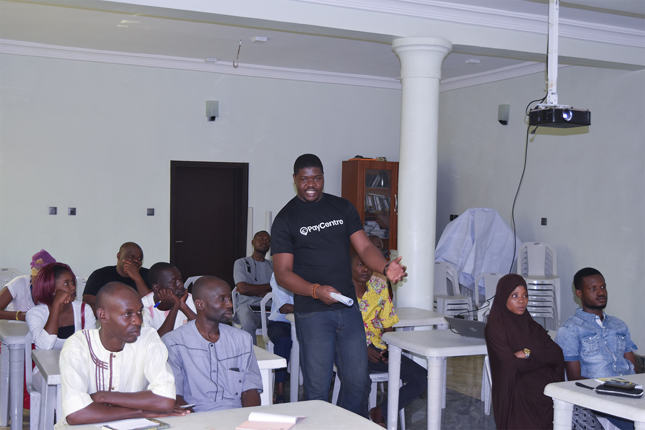 PayCentre South West Training Continues in Ekiti and Ondo