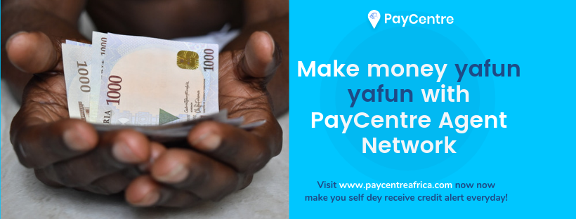How to make money in the PayCentre Agent Network