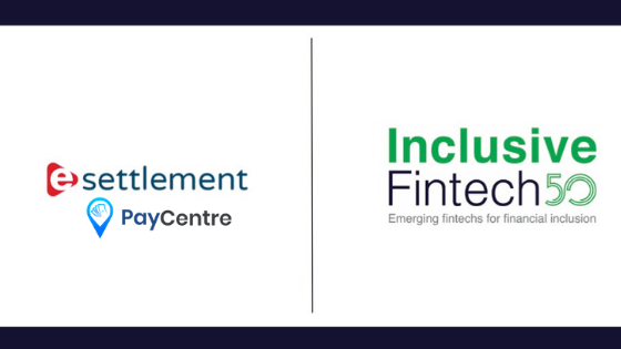 PayCentre listed among the 2019 Inclusive Fintech 50
